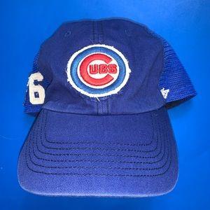 Chicago Cubs Snapback Hat 47 MLB Baseball Cap